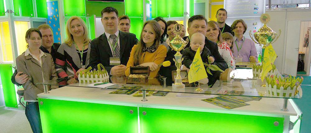 Выставка «Зерно-Комбикорма-Ветеринария — 2013»